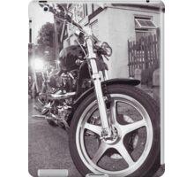 God's Harley iPad Case/Skin