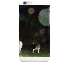 Some Folks Think That These Orbs Are Not There iPhone Case/Skin