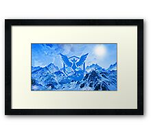 Pokemon GO - Team Mystic Framed Print