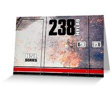 HYLAB-238  Rust Greeting Card