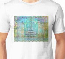 Rumi Inspirational SHINE quote  Unisex T-Shirt
