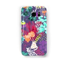 Indoor Plants Cat Garden Samsung Galaxy Case/Skin
