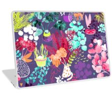 Indoor Plants Cat Garden Laptop Skin