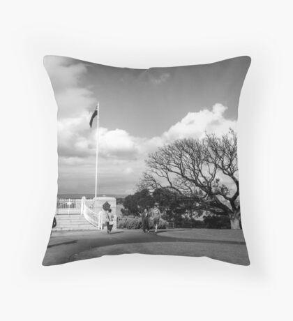 Kings Park Throw Pillow