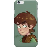 Young Hiccup iPhone Case/Skin