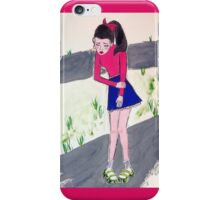 Try Try Again! iPhone Case/Skin