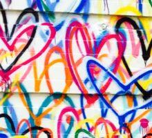 Hearts 2 Sticker
