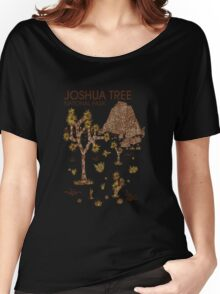 Joshua Tree National Park Women's Relaxed Fit T-Shirt