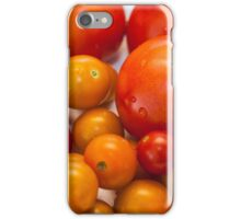Little tomatoes iPhone Case/Skin