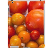 Little tomatoes iPad Case/Skin
