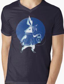 Into the night Mens V-Neck T-Shirt