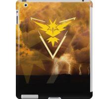 Pokemon Go - Team Instinct  iPad Case/Skin