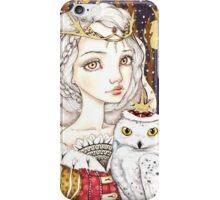 Winter Bride iPhone Case/Skin