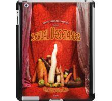 Sexual Vegetables iPad Case/Skin