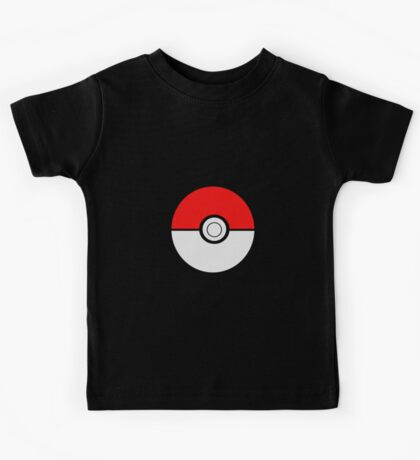 Pokemon Ball Kids Tee