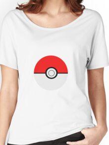 Pokemon Ball Women's Relaxed Fit T-Shirt