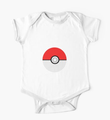 Pokemon Ball One Piece - Short Sleeve