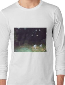 Orb Reporting Photograph #15 Long Sleeve T-Shirt