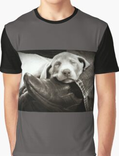 "OUR SILVER LAB ""GRACIE"" Graphic T-Shirt"