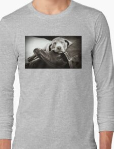 """OUR SILVER LAB """"GRACIE"""" Long Sleeve T-Shirt"""