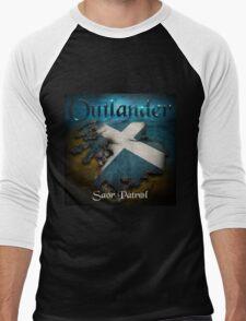 Outlander Maps Men's Baseball ¾ T-Shirt
