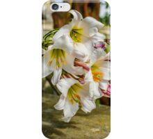 Lilly's In Bloom  iPhone Case/Skin