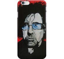 Tim Burton acrylic on Canvas iPhone Case/Skin