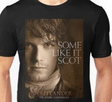 Jamie Fraser Outlander Some Like It Scot Unisex T-Shirt