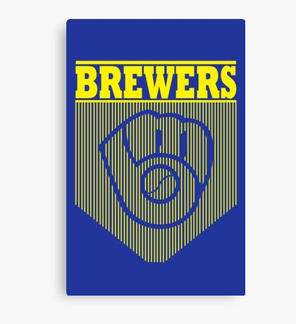 BrewersBrewers Canvas Print