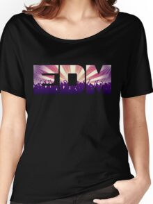 EDM! Women's Relaxed Fit T-Shirt