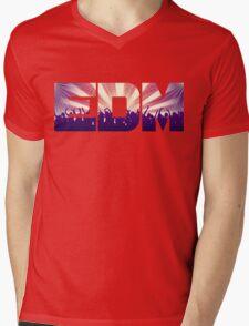 EDM! Mens V-Neck T-Shirt