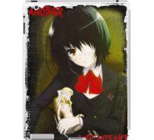 Another - Mei Misaki iPad Case/Skin