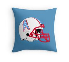 The Tennessee Titans Throw Pillow