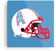 The Tennessee Titans Metal Print