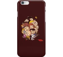 bond in kyte snoopy peanut iPhone Case/Skin