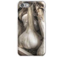 Garlic bunch iPhone Case/Skin