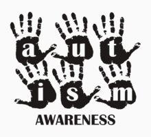 Autism Awareness One Piece - Short Sleeve