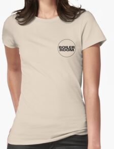 Boiler Room Womens Fitted T-Shirt