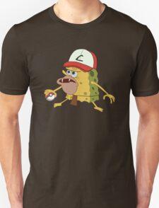 Spongegar Ash Hat Poke Trainer Funny Meme Unisex T-Shirt