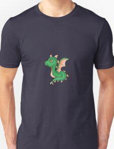 Cute Little Dragon Baby Unisex T-Shirt