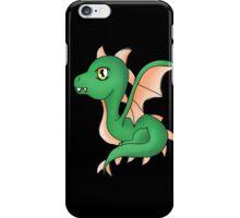 Cute Little Dragon Baby iPhone Case/Skin