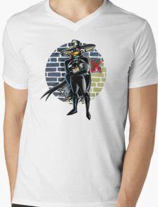 Dangerous Is His Vengeance! Mens V-Neck T-Shirt