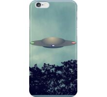 UFO Awareness iPhone Case/Skin