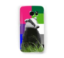 Rabble Rabble Aro/Bi Badger Samsung Galaxy Case/Skin