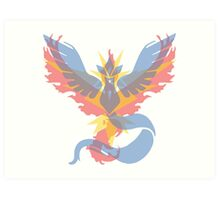 Pokemon Go - All Teams United Art Print