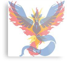 Pokemon Go - All Teams United Metal Print