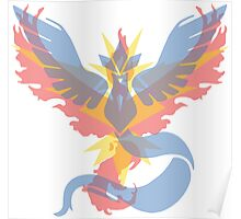 Pokemon Go - All Teams United Poster