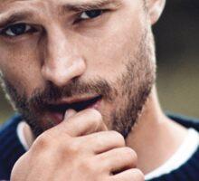 Handsome Jamie Dornan b Sticker