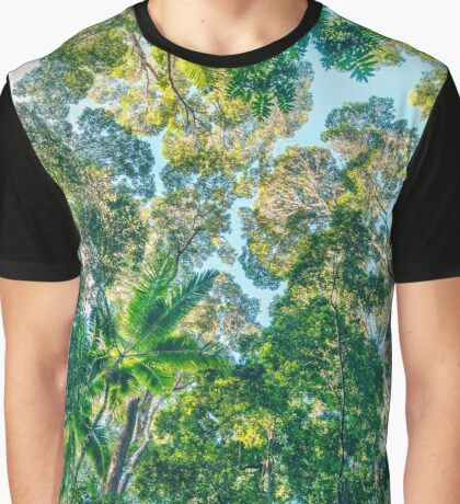 Valley of the Giants, Fraser Island Graphic T-Shirt