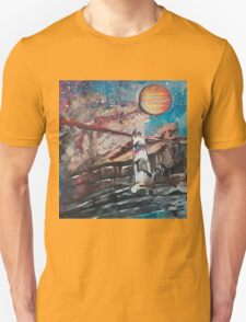 Two Travellers  Unisex T-Shirt